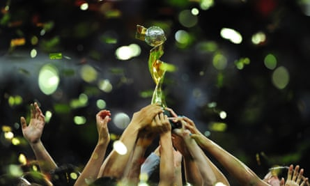 Japan are seeking to defend their trophy, after beating USA in the 2011 final, in Frankfurt.