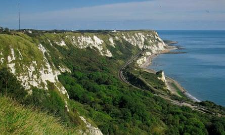 Folkestone to Dover