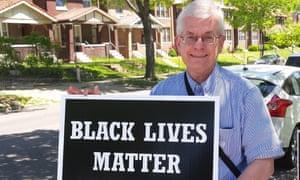 Black Live Matter sign