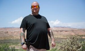 Booda Cavalier, Cliven Bundy's bodyguard