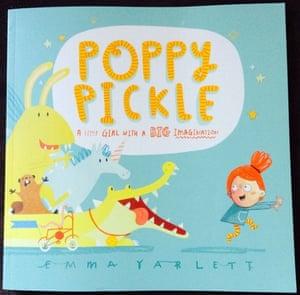 Poppy Pickle by Emma Yarlett
