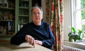 Lord Falconer at his home in London.