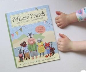 Felltarn Friends Lake District Adventure