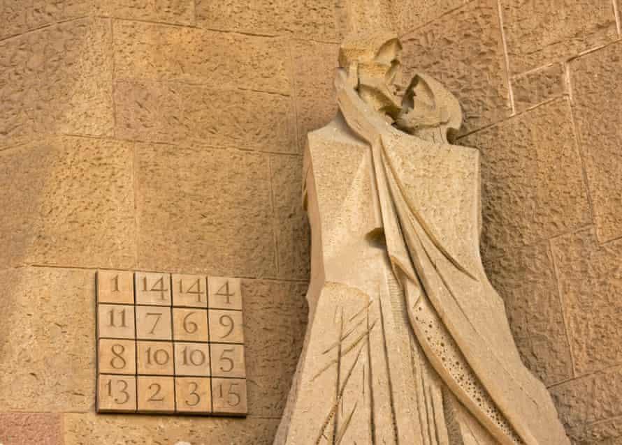 The Judas Treason by sculptor Josep Subirachs.