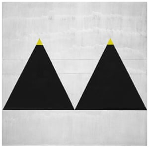 Untitled #1 2003, Agnes Martin.