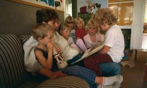 Kindergarten in Stockholm, Sweden