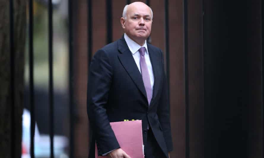 Iain Duncan Smith wants to avoid 'cheese paring' welfare budgets.