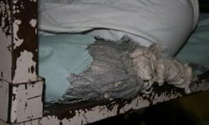 mattress baltimore city detention center