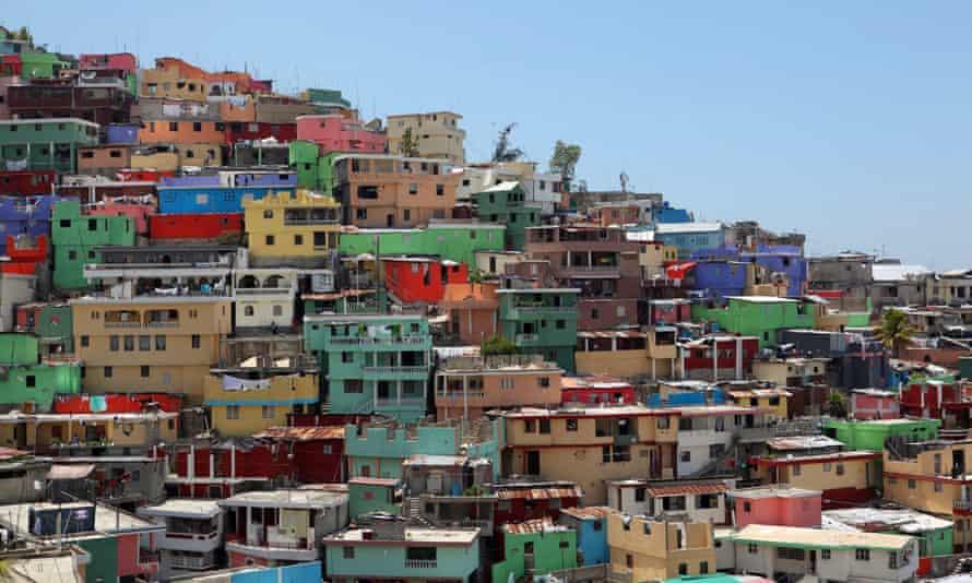 Port-au-Prince, Haiti:.