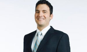 Evan Solomon in a CBC publicity image.