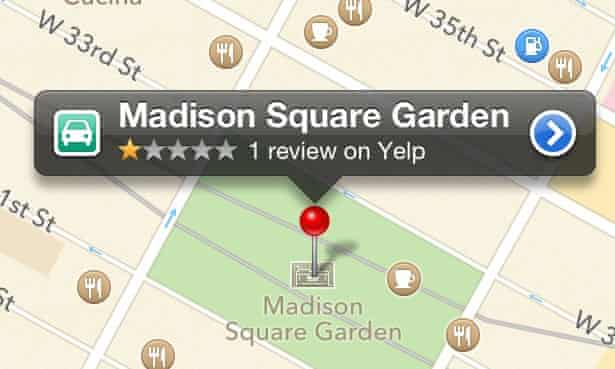 Apple Maps has come a long way since its launch in 2012.