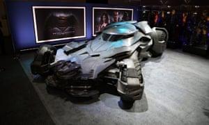 Batman V Superman New Synopsis And DIY Batmobile Unveiled Film - Brand new batmobile revealed awesome