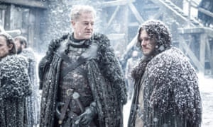 If there's one thing Jon Snow knows, it's snow…