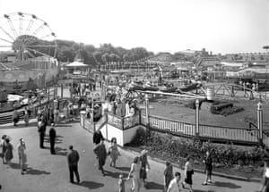 Dreamland Amusement Park, Margate c1960