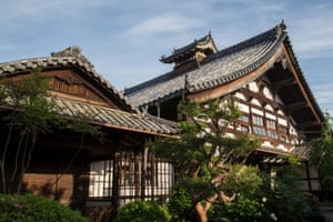 'Just walk around and soak in the ambience of it': Shunkoin Temple. Photograph: John S Lander/LightRocket
