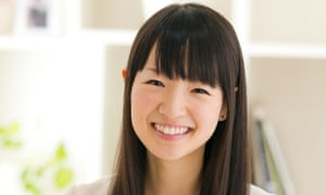 'If you haven't read it by now, the book's purpose was to teach you that you didn't need it': Marie Kondo.