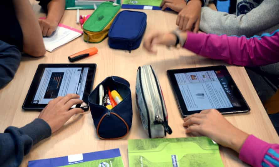 Schools are being sold software that can monitor pupils internet use