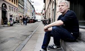 Danish opposition leader Uffe Elbaek of The Alternative is photographed at its headquarters in Copenhagen