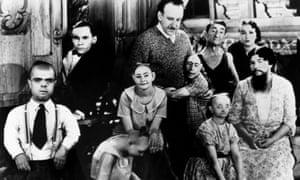 Freaks 1932 film still