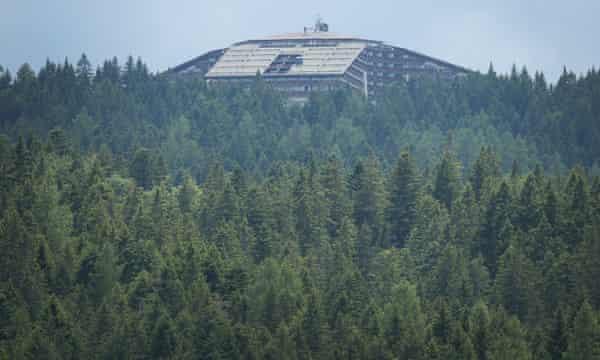 The Interalpen-Hotel Tirol near Telfs, Austria