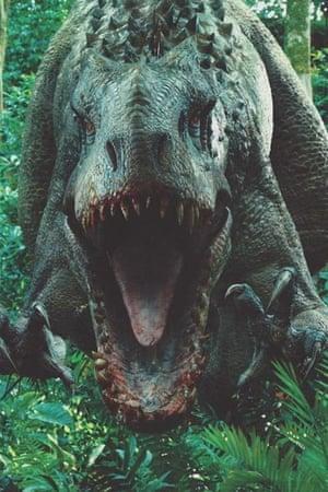 Jurassic World.