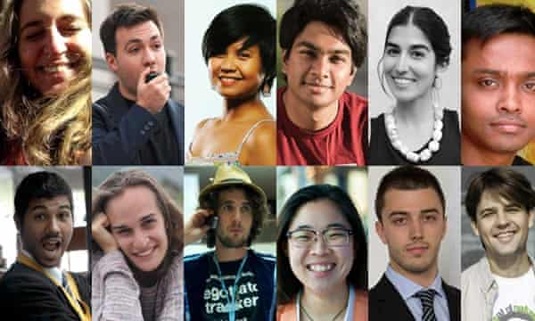 Young climate campaigners to watch before Paris COP 21