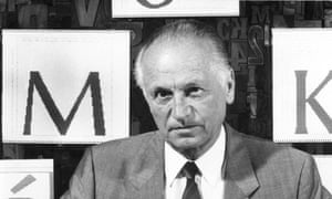 Hermann Zapf.