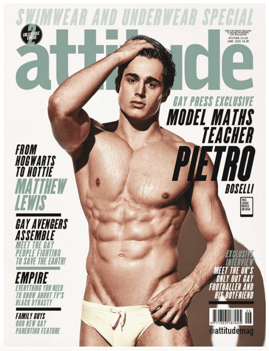 World's hottest maths teacher Pietro Boselli: 'I model wet steam flow' |  Science | The Guardian