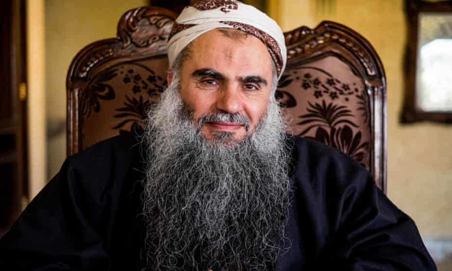 The radical cleric Abu Qatada says Isis is a 'cancerous growth' within the jihadi movement.