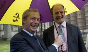 Douglas Carswell and Nigel Farage in happier times.