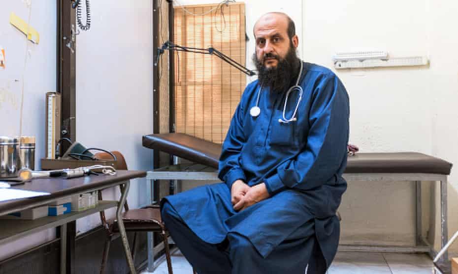 Dr Munif Samara
