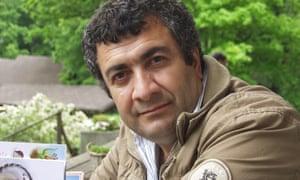 The Beekeeper director Mano Khalili