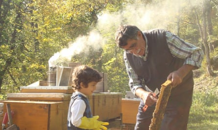 Ibrahim Gezer in The Beekeeper.