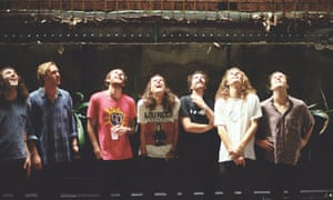 King Gizzard and his Lizard Wizard