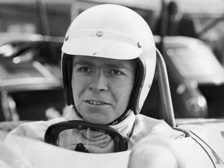 Mosley during his racing days in 1968.