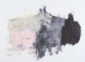 Paint and Crayon on Paper, by Jonathan Rogers, part of the Shape Collection.
