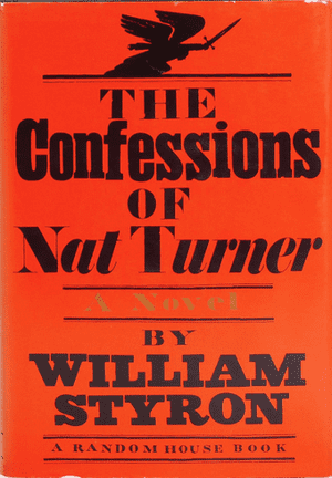 The Confessions of Nat Turner design by Paul Bacon