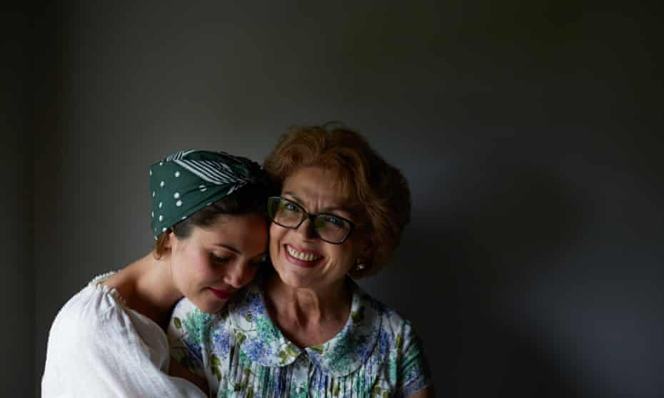 Olia and her mum Olga, whose shared Moldovan heritage is handed down the generations through cooking.