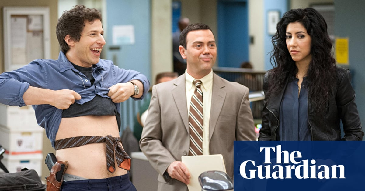 3ea213842 Brooklyn Nine-Nine box set review  life at the 99th precinct is like Cagney  and Lacey