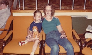 Fay Schopen and her mother