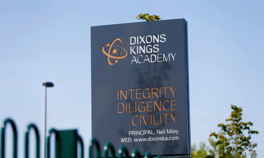 Dixons Kings academy in Bradford.