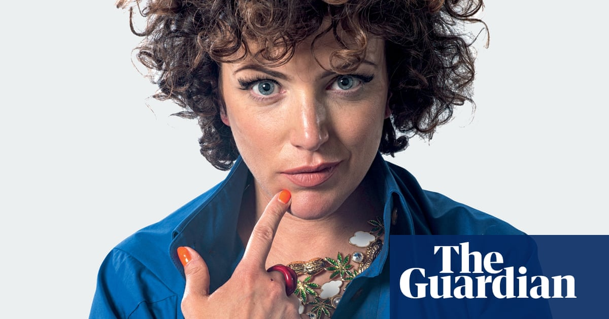 Annie Mac: 'I'm more than just the dance girl' | Television & radio