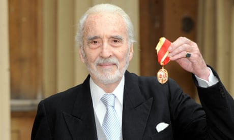 Christopher Lee Military Service