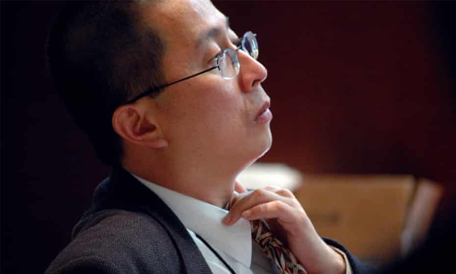 Dr Willie Soon attending the Third International Conference on Climate Change in Washington DC in 2009.