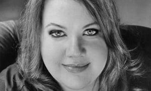 The author Sarai Walker, whose new novel Dietland satirizes rape culture