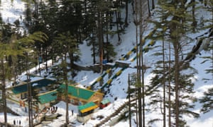SRSP - Hydro schemes in Pakistan