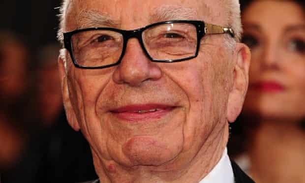 Rupert Murdoch: earned $5.1m from News Corp last year