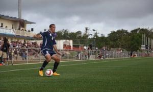 Guam soccer