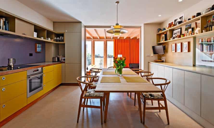 council house kitchen