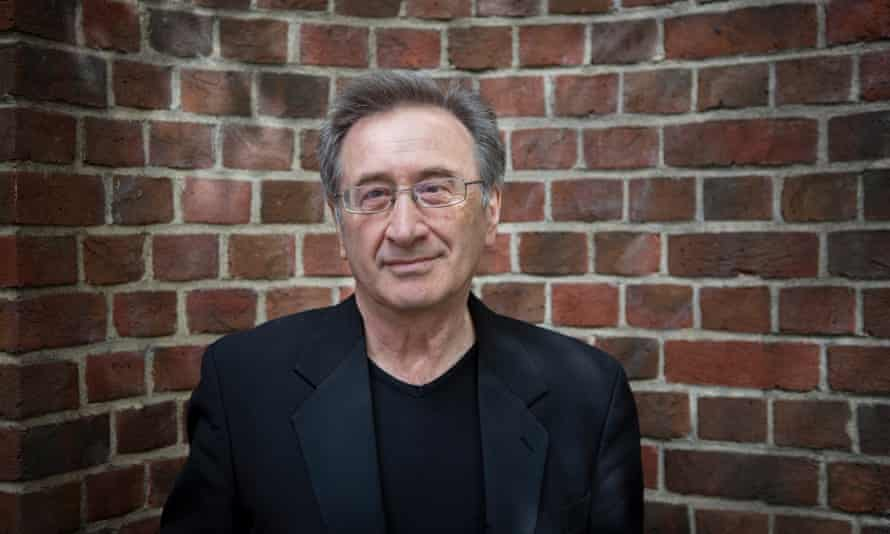 George Szirtes, Hungarian poet and translator who translated 2015 Man Booker International prize winner László Krasznahorkai's work.Photograph: Graham Turner